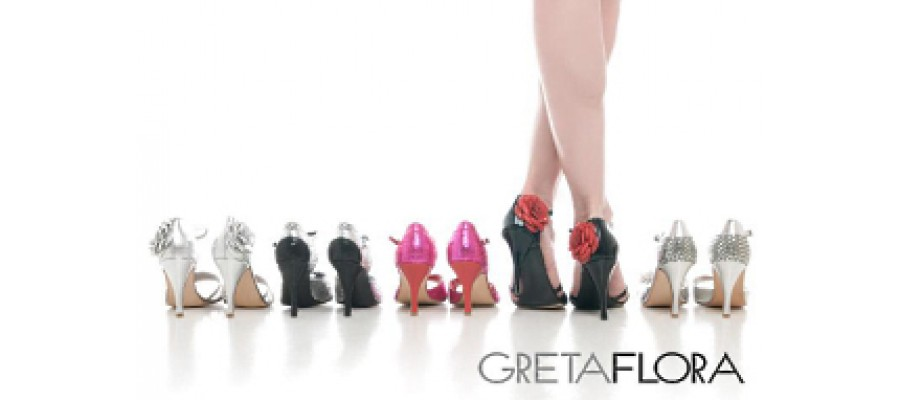 GretaFlora Shoes